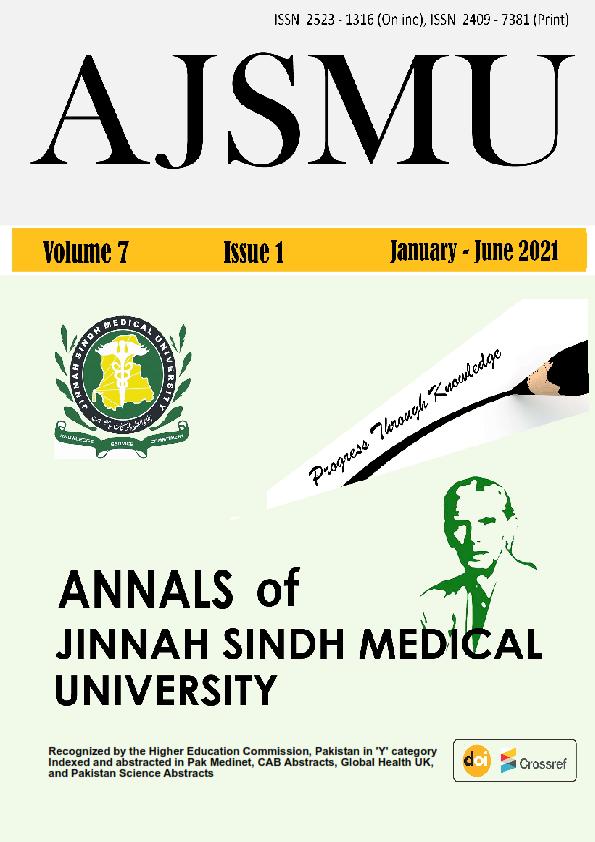 AJSMU June 2021 cover